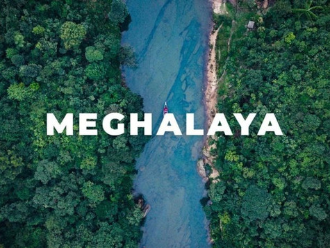Scotland of the East : Meghalaya