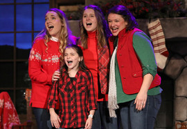 Alexandria Bagwell in A Smoky Mountain Christmas