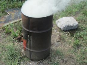 Charcoal Making - IJ Method