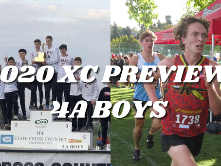 2020 XC Preview: 4A Boys