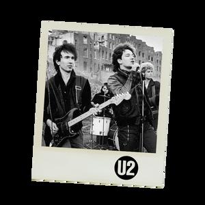 O U2 mantém a formação original desde o seu primeiro álbum