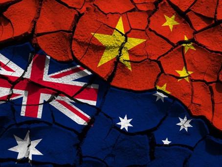 Australia's Trade with China- May 2020