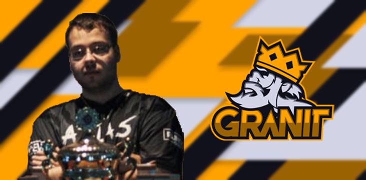 Granit Gaming CS:GO IGL - POP0V