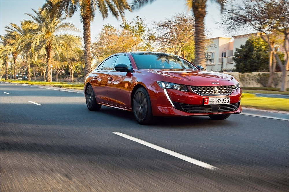 Peugeot passenger vehicles achieved 62 per cent year-on-year growth