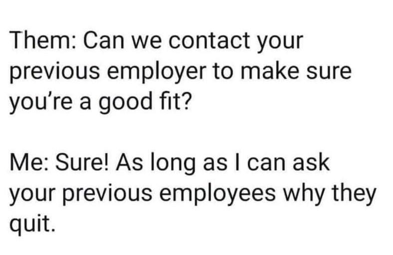 Funny Employer Memes