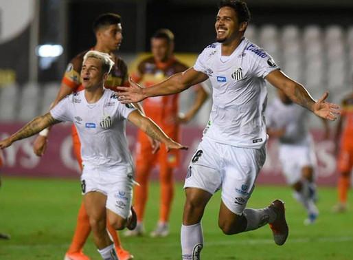 Delfín recibirá mañana a Santos por la cuarta fecha de la copa Libertadores