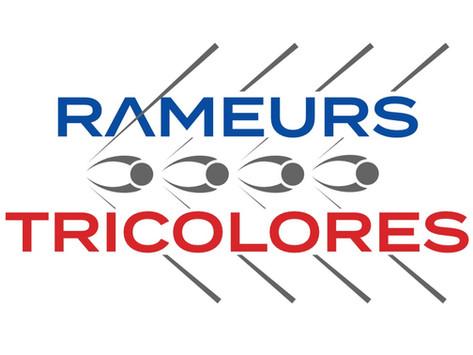 Un nouveau logo Rameurs Tricolores