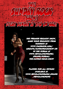 PROMO FOR THE SUNDAY ROCK SHOW REQUEST LINE