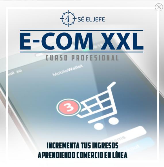 ECOMXXL el mejor curso sobre dropshipping