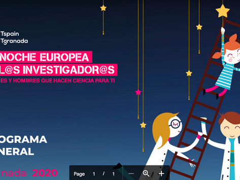 MIDA at European Researchers´  Night