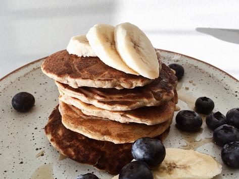 Easy Vegan Pancakes