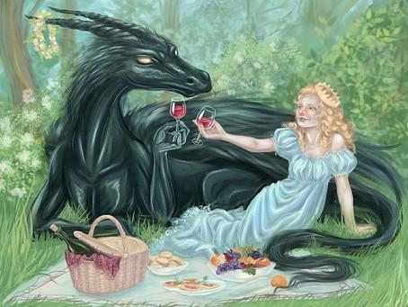 Дневник дракона. Часть V: Бог сотворил мужчину и отдыхал, а сотворил женщину — и все потеряли покой