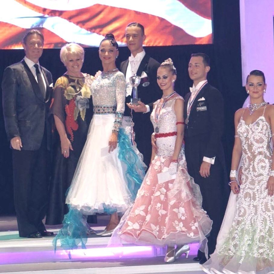 Line up for USDC 2014 Professional Rising Stars