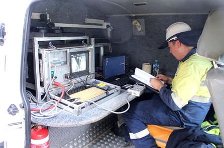 video pipe inspection services