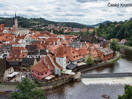 Want to spend the Summer in South Bohemia?