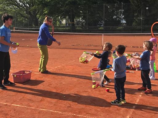 Ballschule Tennissimo Minis 2020 –  jetzt anmelden!