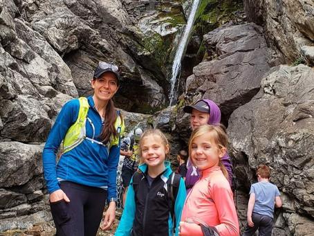 Rocky Mouth Waterfall Hike: Sandy, UT