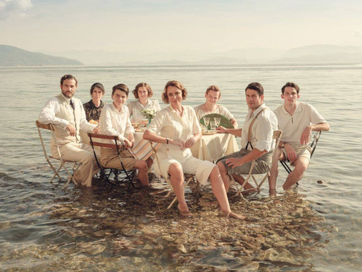 The Durrells: té, tofu y carpe diem