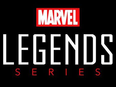 SDCC 2019: Marvel Legends