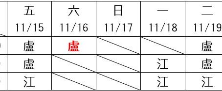 門診異動:江美麗婦產科11月門診