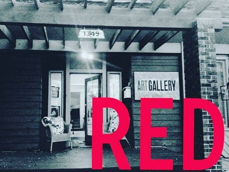 RED! Artists Reception