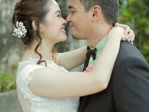 { Angelo + Steffie } A Wedding at Nuestra Senora de Gracia Parish   Wedding Photography Services