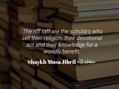 The Riff Raff Scholars