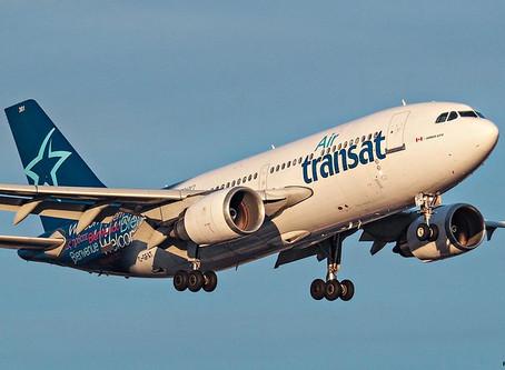 Air Transat # Retires its A310