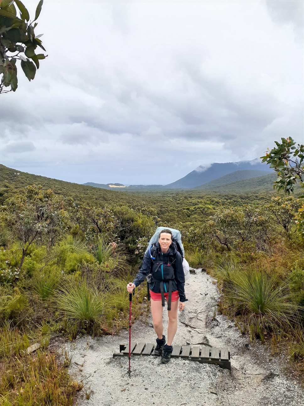 The Cathartic Experience Of Hiking 22 km - Wilson's Prom; Sealer's Cove to Half Way Hut