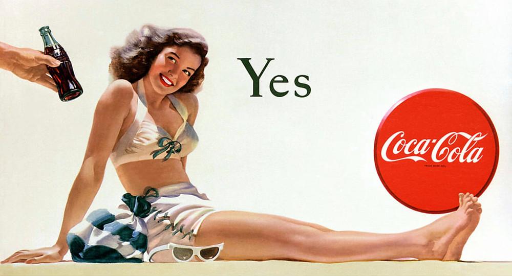 Anuncio de Coca-Cola: Yes.