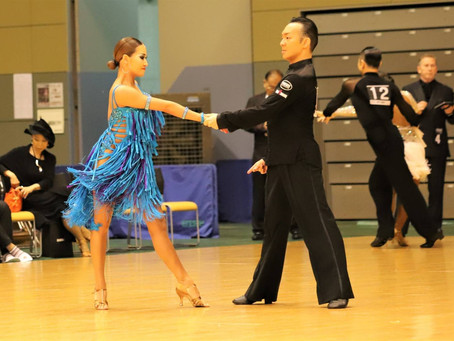 大阪インタ―ナショナルダンス選手権大会 2019