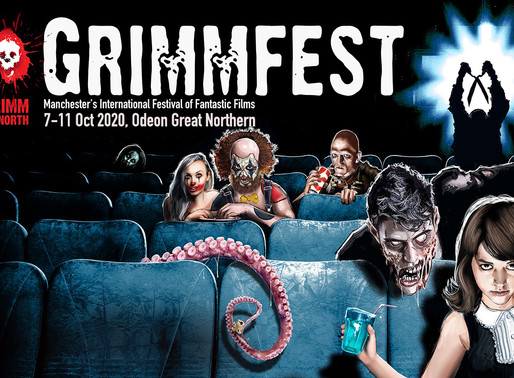 GRIMMFEST 2020 DATES, VENUE EARLY BIRD PASSES & FIRST GUEST ANNOUNCED