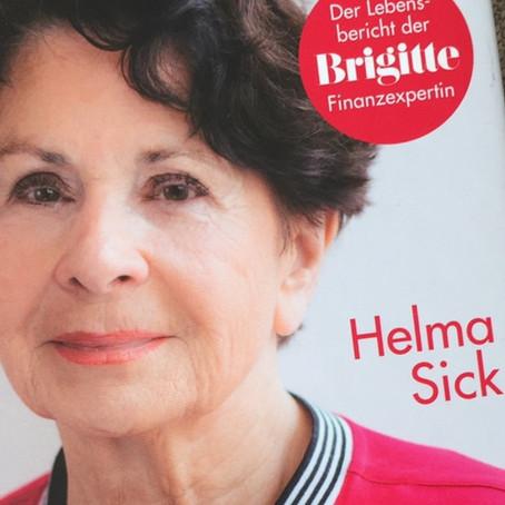 Helma Sick, die Mutter aller Finanzexpertinnen