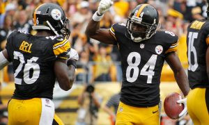 Antonio Brown is the Drama Queen of the NFL