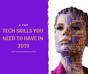6 Trending Tech Job Skills In 2019