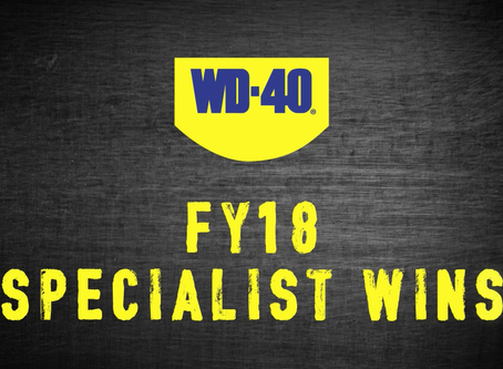 Video completed for WD-40