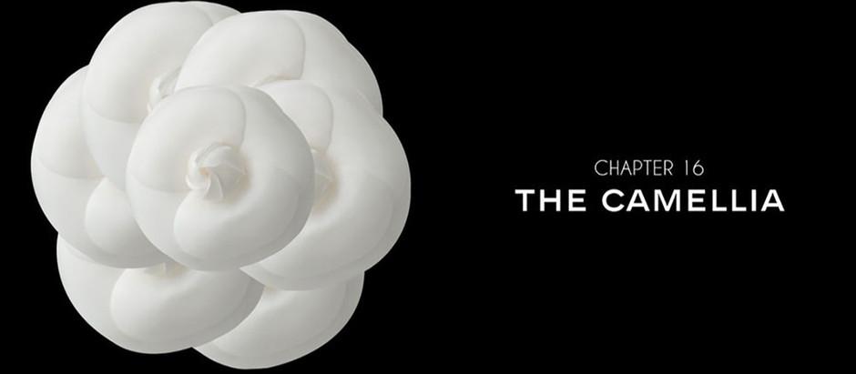 """""""Camellia chẳng phải một bông hoa!"""" - CHANEL"""