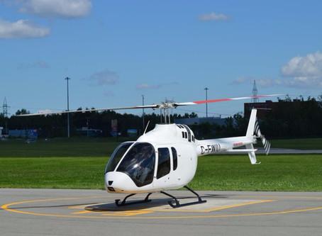 Начинается поставка девяти Bell 505 в Чили