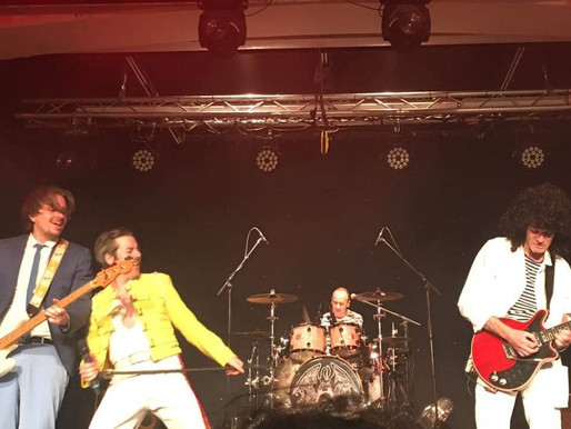 """""""Majesty Queen Tribute"""" At Burgess Hall(22.2.19)"""