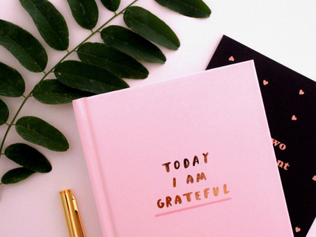 Being Grateful: Great for Our Mental Health