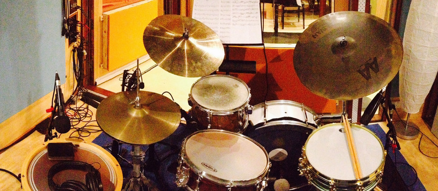 How Do You Record Drums?