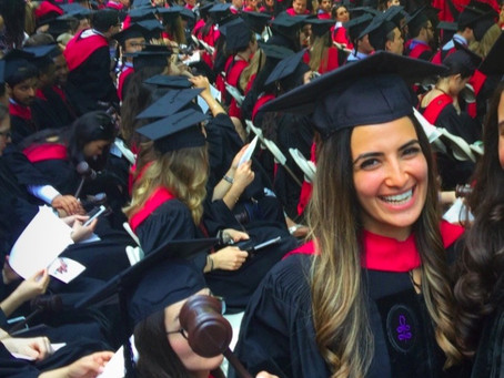 Masters at Harvard Law School - Noura Saket
