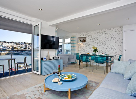 Harbour Apartment with panoramic views