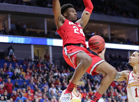 NCAA Tournament #11 Ohio State vs #3 Huston Sun, March 24, 8:40pm