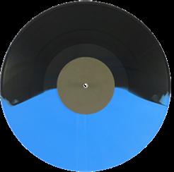 Half and Half Vinyl Record