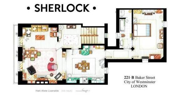 Brixel, Sherlock, Baker Street, Shelocked, Detective