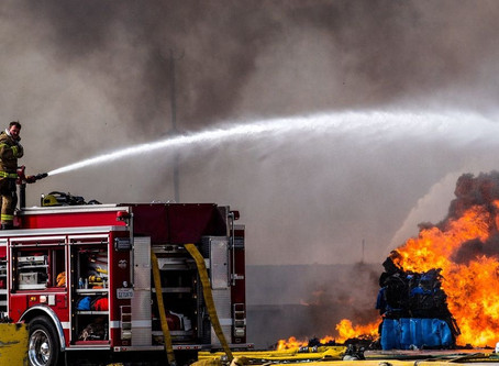 QUICK RESPONSE SAVES LIVES AND PROPERTY