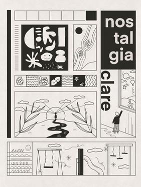Nostalgia: Cover by Alanah Sarginson