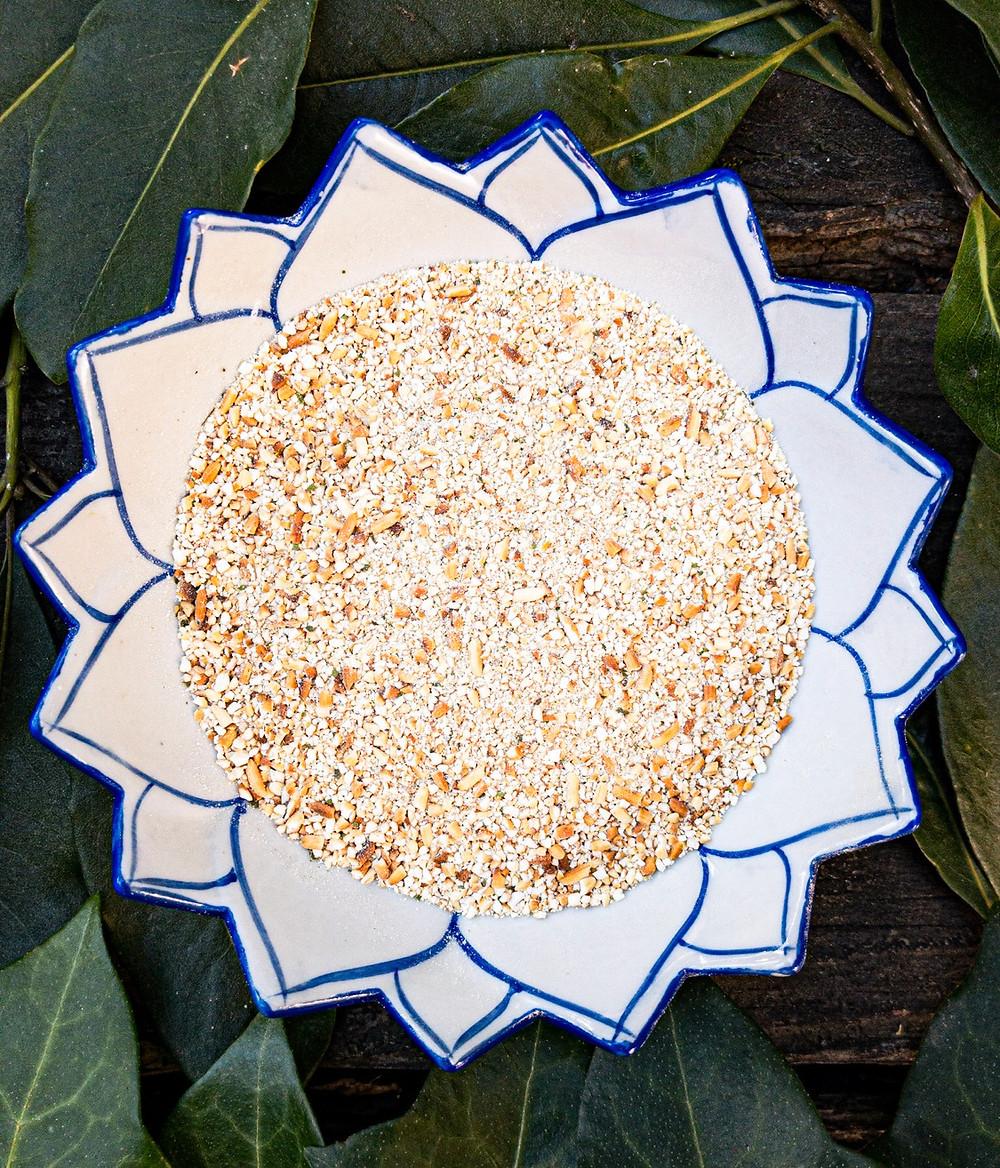 ground roasted sticky rice