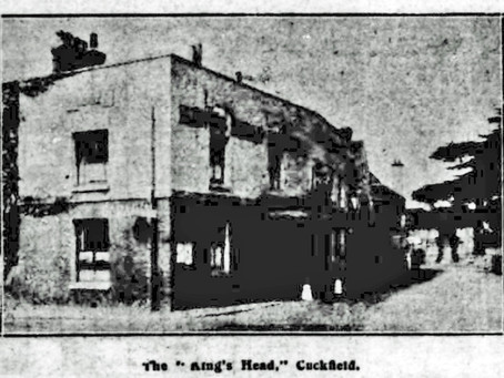 1926 - A Review of The Kings Head